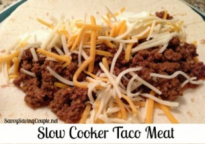 Melt in Your Mouth Slow Cooker Taco Meat