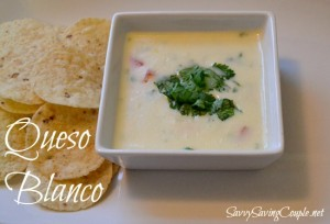 Homemade Queso Blanco Dip Recipe-YES Please!