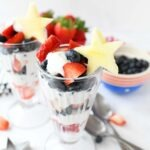 Healthy Fruit and Yogurt Parfaits