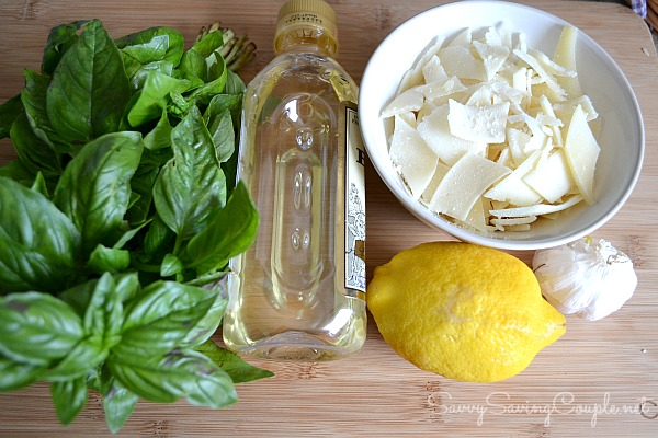 pesto without pine nuts