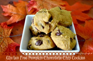 Gluten-Free-Pumpkin-Chocolate-Chip-Cookies