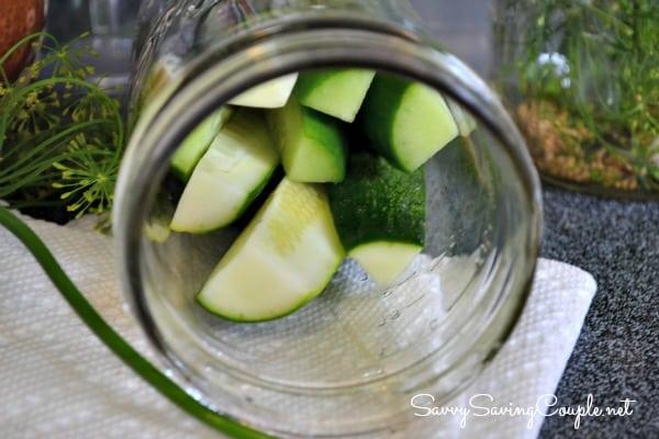 Pickles-in-a-jar
