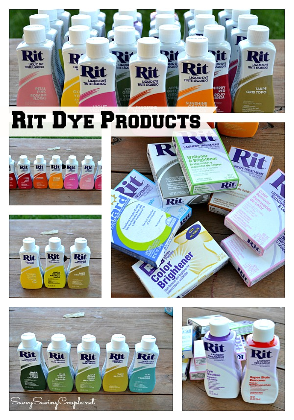 Rit-Dye-Products