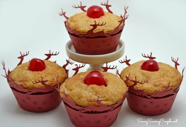 Pistachio-Christmas-Cupcakes