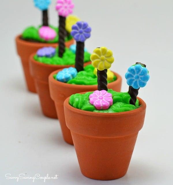 Cake-Flower-Pots
