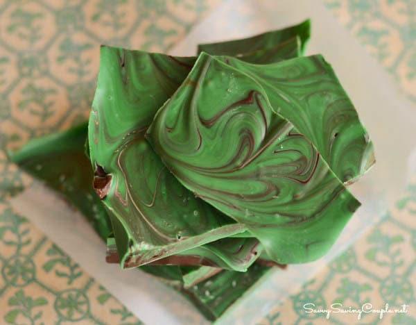 Green-chocolate-bark