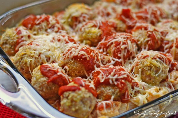 Meatball-Casserole-Dish