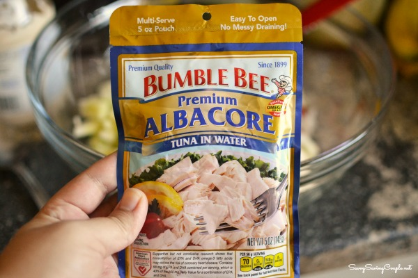 Bumblebee-Albacore-in-water-pouch