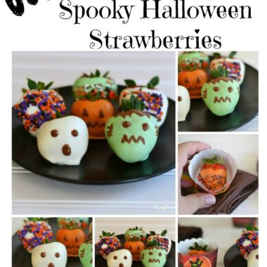 Spooky-Halloween-Strawberry-craft