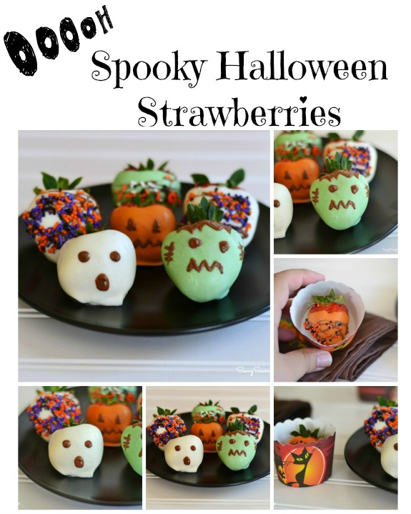 Spooky-Halloween-Strawberry-craft