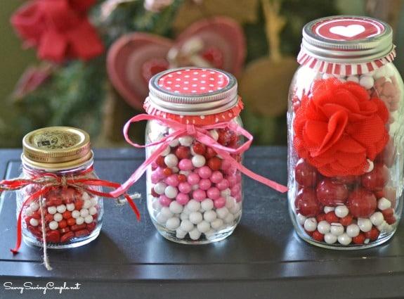 Valentines-jars