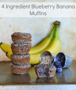 oatmeal-banana-blueberry-muffins