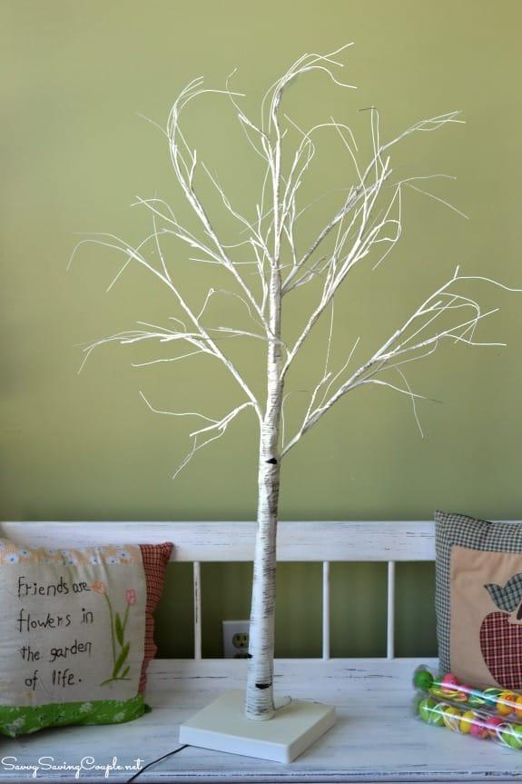 white-branch-tree