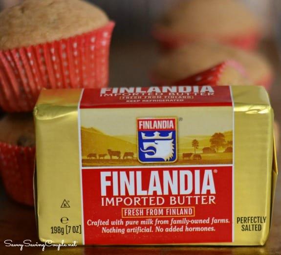 Finlandia-butter