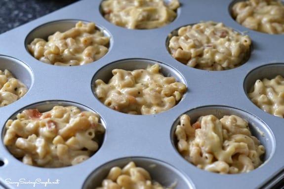 macaroni-muffin-tins
