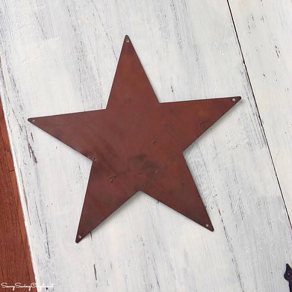 rusty-star