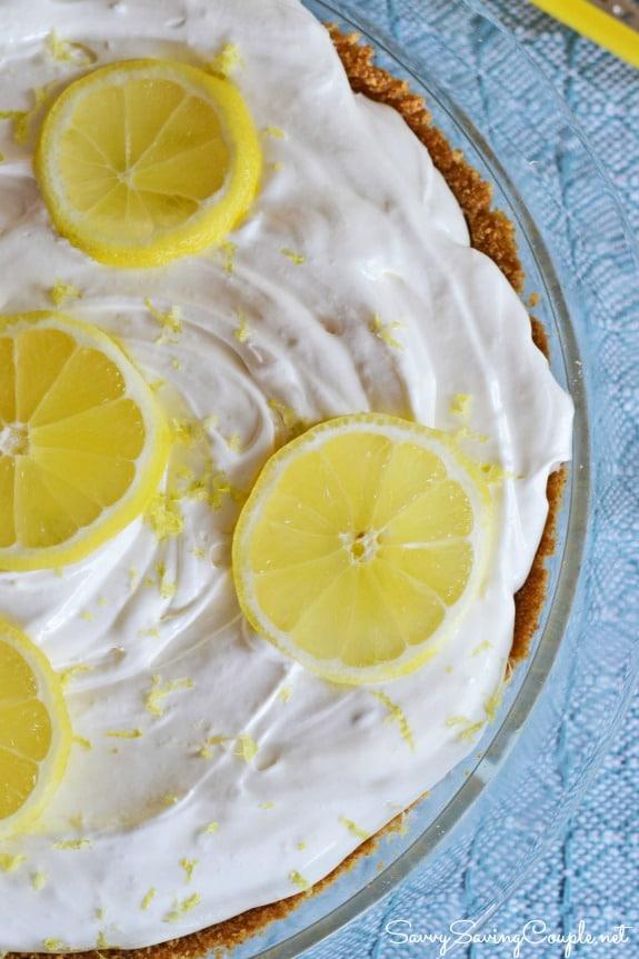 No-bake-Lemon-Cream-Pie