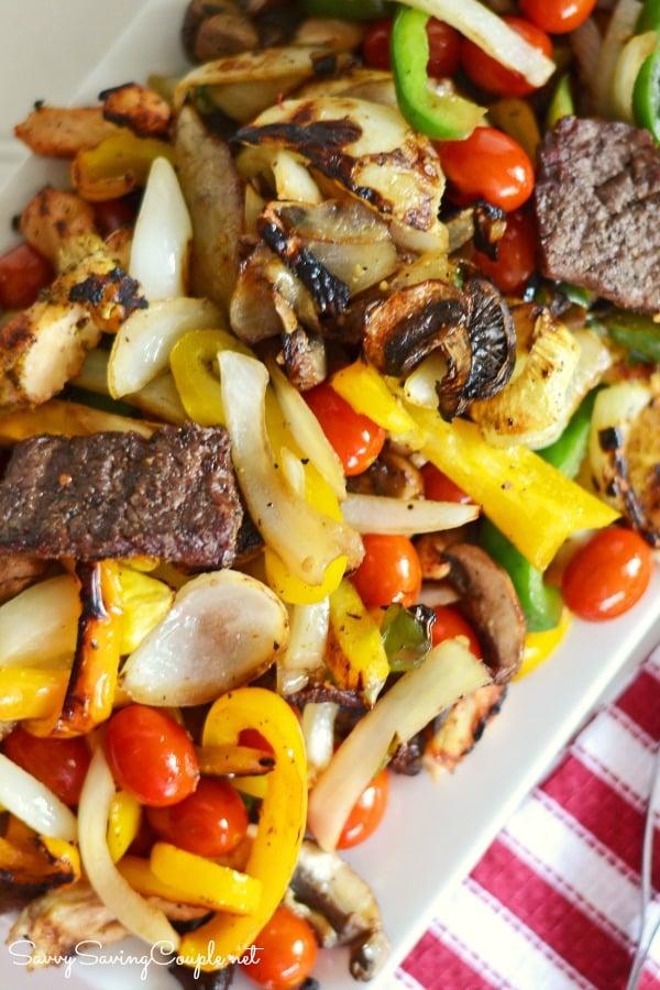 Grilled-Chicken-and-steak