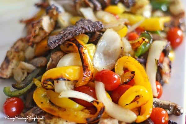 grilled-steak-tips-and-vegetables