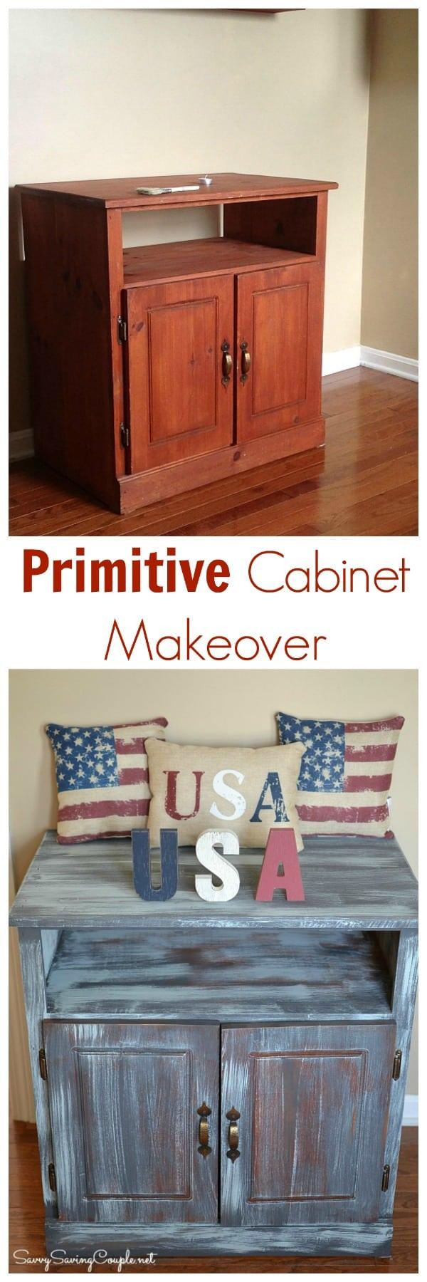 primitive-cabinet-makeover