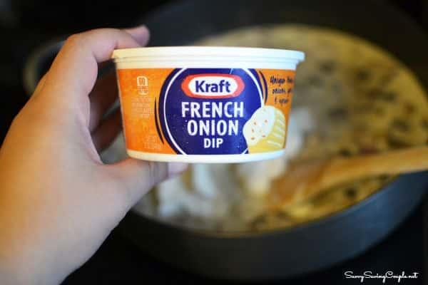 Creamy-French-Onion-Swedish-Meatball-Sauce