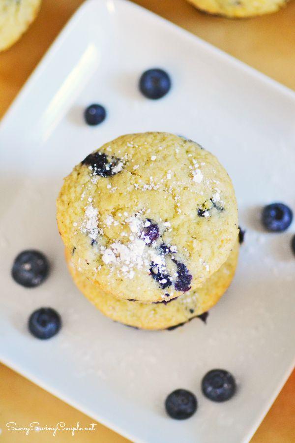 blueberry-lemon-muffins