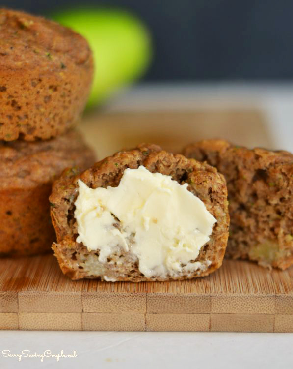 moist-zucchini-muffins