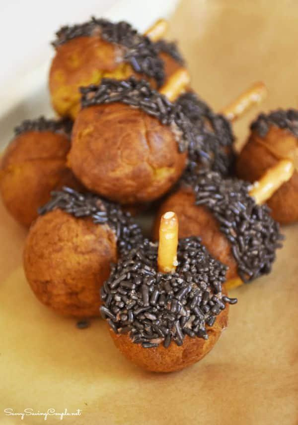 Acorn-treats