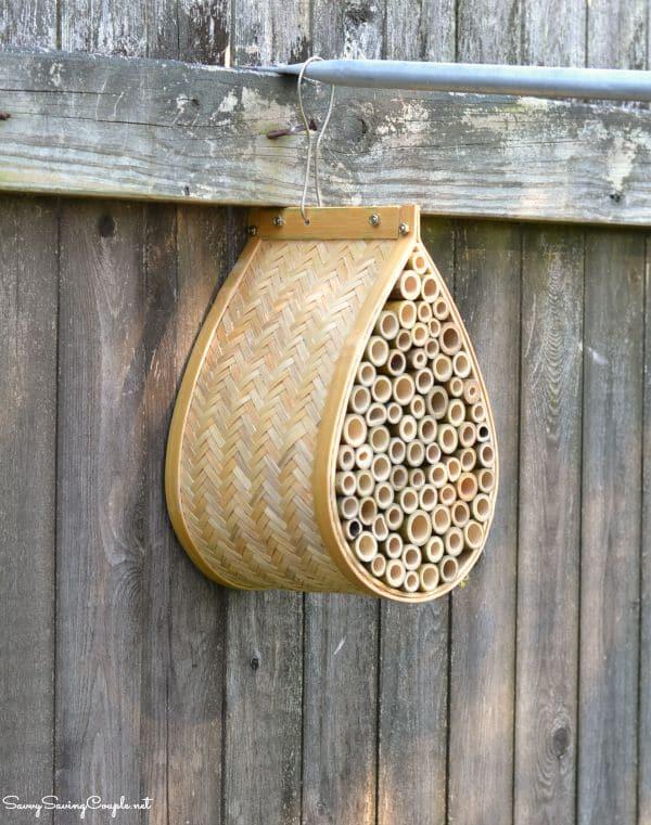 Mason-Bee-Home