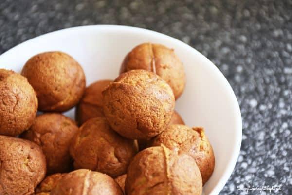 Pumpkin-munchkins