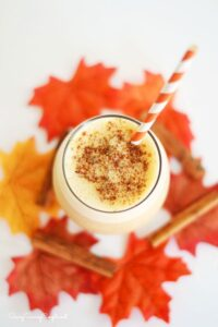 How to Make the Best Pumpkin Protein Shake