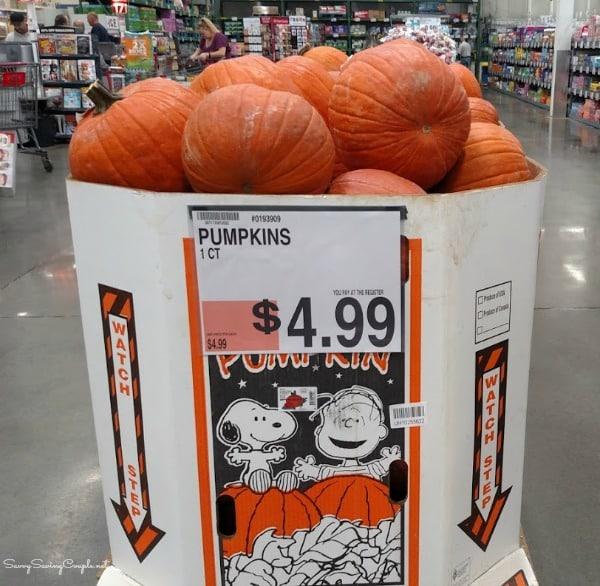 Bjs-Pumpkins