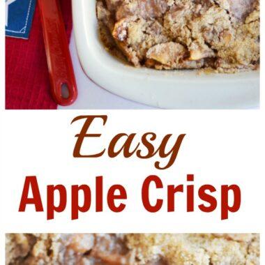 Easy-apple-crisp