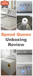 Check Out Our New Speed Queen Washer & Dryer – Just Delivered!
