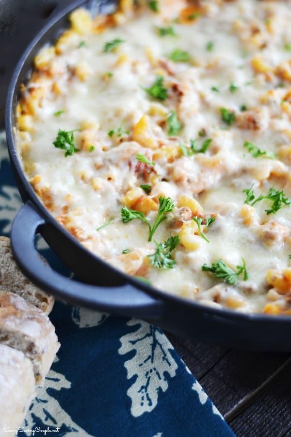 skillet-pasta-dinner