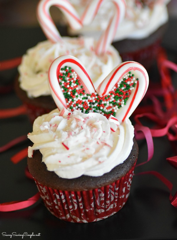 peppermint-christmas-cupcakes