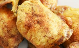 How to Make Crispy, Oven Fried Chicken