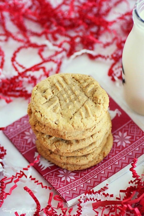 Splenda-PB-cookies