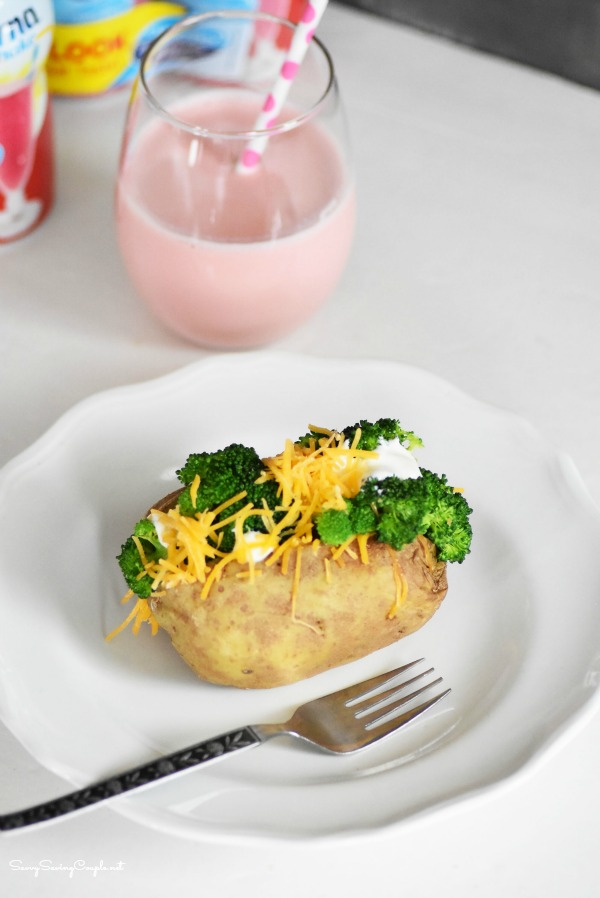 Broccoli-baked-potato