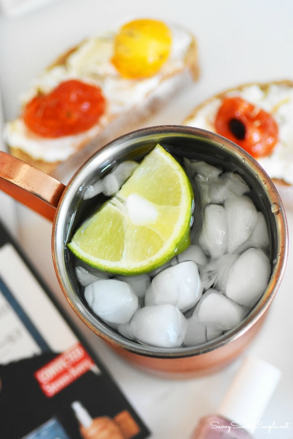 Lime-Moscow-Mule