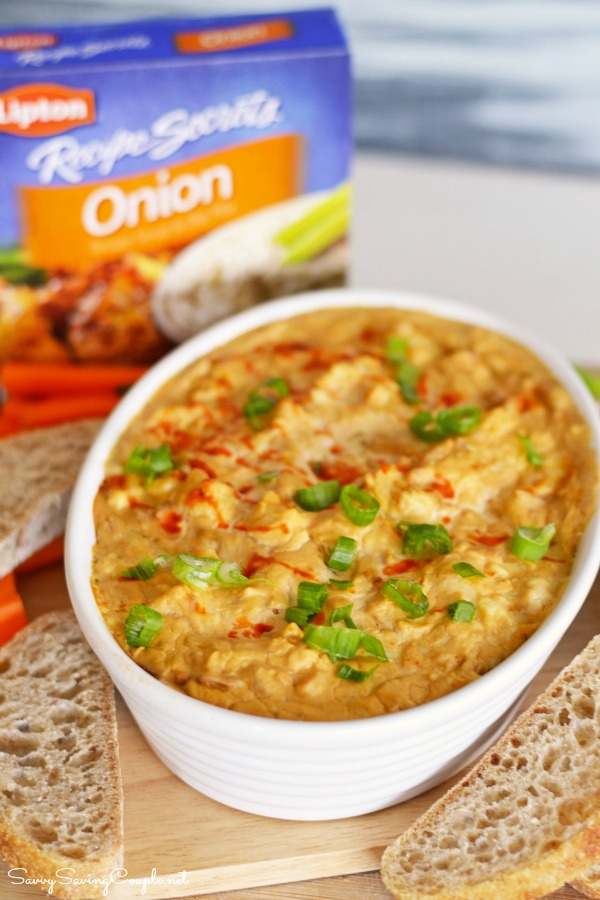 Lipton-buffalo-chicken-dip