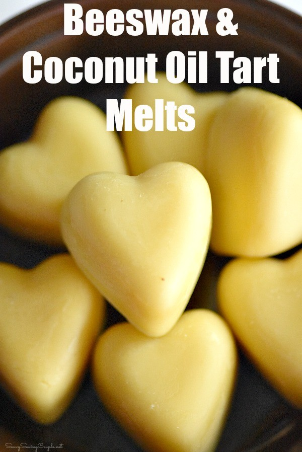How to make Beeswax Tart Melts