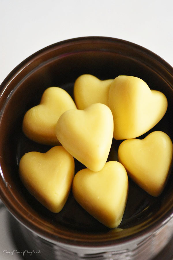 Beeswax-melts