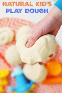 Homemade Play Dough Recipe