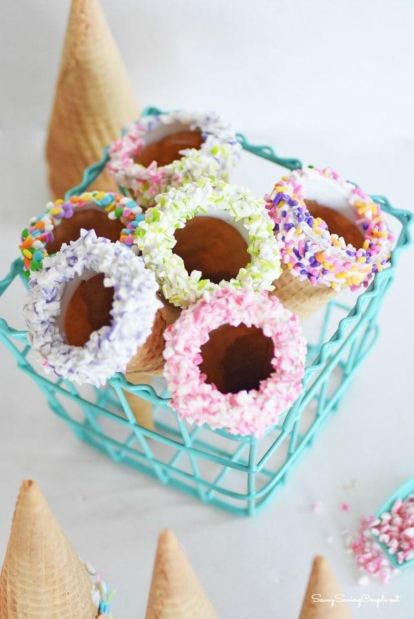 Candy-cones