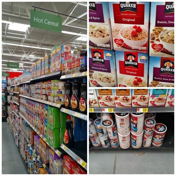 Quaker-Oatmeal-Walmart