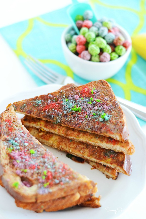 Berry Bunch Crunch French Toast Recipe