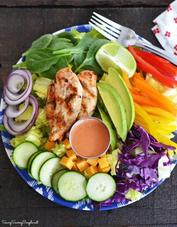 Healthy-Salad-with-chicken