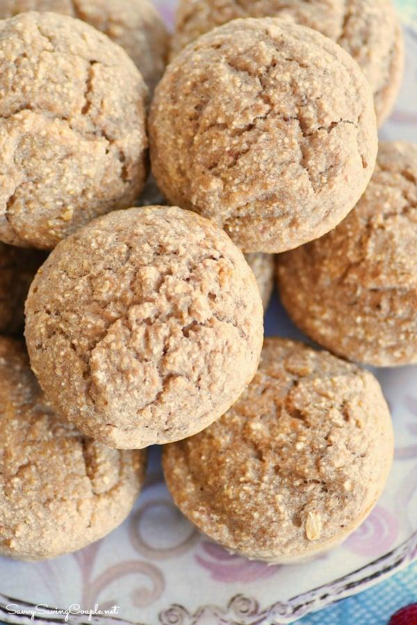 4-ingredient-strawberry-muffins-recipe