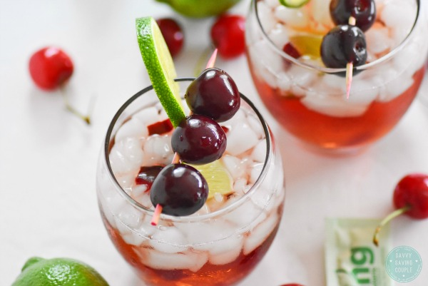 Cherry-Lime-Rickey
